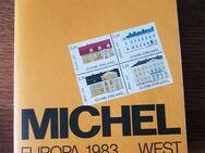 Briefmarkenkatalog Michel Europa 1983 West - Kassel Brasselsberg
