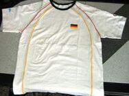 T-Shirt Deutschland auch für Frauen FIFA World Cup Germany 2006 weiß Gr. L NEU - Celle