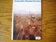 Cassella-Riedel Archiv-Steiermark,Heft/Zeitschrift,von 1983,Heft 1 - Linnich