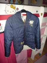 hello kitty Winterjacke