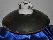 Art Deco Industrielampe / Bauhaus Glaskolbenlampe / Lampe / Deckenlampe - Zeuthen