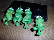 Schlüsselanhänger Frosch - Merkelbach