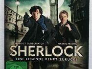 Sherlock - Staffel 1 (Blu-Ray) mit Benedict Cumberbatch - Kahl (Main)