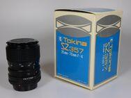 Tokina SZ 357 Zoom 35-70 F4 Canon FD in OVP - Hamburg Hamburg-Nord