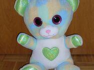 Flo's Toys Herz-Teddy mit Glubschaugen - NEU - - Sonsbeck