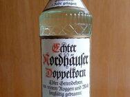 Echter Nordhäuser Doppelkorn 0,7 ltr 38% DDR 80er Jahre Vintage - Aachen