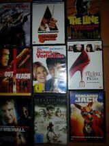 9 verschiedene DVD`s