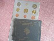 Vatikan 2006 KMS erster Münzsatz mit Papst Benedikt XIV