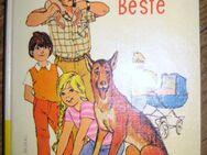 """Spannende Abenteuer-Geschichte """"Dingo ist der Beste"""" von Erwin Prunkl in sehr gutem Zustand, empfohlen für Kinder ab 10 Jahren, Neuer Jungendschriften Verlag, stammt aus 1973, 128 Seiten, ISBN: 3483010874 - Unterleinleiter"""