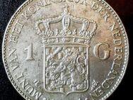 1 Gulden 1931 Niederlande,Wilhelmina  720er Silber,Lot 273