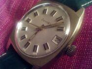 Armbanduhr Zentra mit Topuhrwerk PUW 561 - Nürnberg