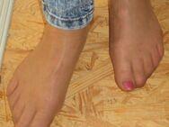 Söckchen /Socken / Strumpfhose,Strümpfe / Höschen / getragene Wäsche / Fotos