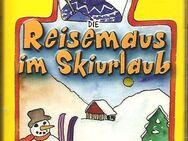 Die Reisemaus im Skiurlaub, Reiseführer für Kinder, MC - Hürth