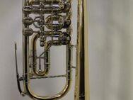 J. Scherzer Profi - Konzert -Trompete in C, Mod. 8217WGT-L mit Doppeltrigger