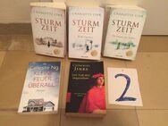 5 Taschenbücher - Emsdetten