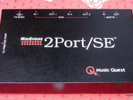 Music Quest Midiengine 2Port/SE Professional Midi Interface * Vintage MIDI-Interface, SMPTE-Interface. - Schotten