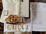 Gucci orig. Gürtel Belt Blassrosa Damen - Elze Zentrum