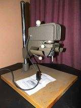 Antiker Vergrößerungsapparat - Gerät OBERLAND / Kindermann & Co, USA-Sektor 1952