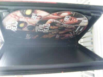 tanz der Teufel Hartbox 2 Disc Uncut Edition Limited 1000 Stück NEU - Kassel
