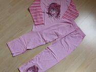 Mädchen Schlafanzug Kinder Pyjama Set lang 2tlg. Nachtwäsche Girl Hausanzug rosa/pink 116 NEU - Sonneberg