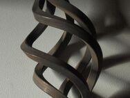 Zwirbel, 220 länge,für 20 mm Vierkantstab - Ulmen Ulmen