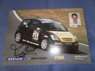 Thomas Mühlenz orig. sig. AGK (D) Autorennfahrer/Motorsport - Weichs