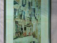 """Bild Max Liebermann """"Gasse in Venedig"""" - Moers"""