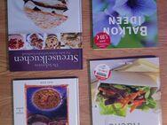 4 Sachbücher - Erkner Zentrum