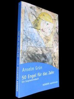 Anselm Grün - 50 Engel für das Jahr / Esoterik - Niddatal Zentrum
