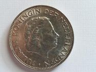2,5 Gulden Niederlande 1961,Silber,Lot 86
