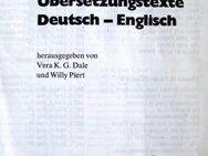 """Schulbuch """"Learning English, Modern Course 1 - 6, Übersetzungstexte Deutsch - Englisch"""", 31 Seiten, Ernst Klett Verlag, ISBN: 3125110203, 3,- € - Unterleinleiter"""