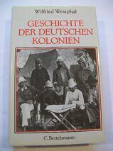 Geschichte der deutschen Kolonien, Wilfreid Westphal