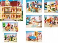 PLAYMOBIL 5302 Mein Großes Puppenhaus (Puppenhaus, Einrichtung, Beleuchtung) - Neuenkirchen (Nordrhein-Westfalen)
