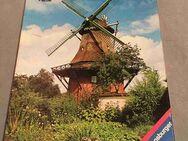 Ravensburger Puzzle • 1000 Teile • Motiv: Windmühle - Hürth