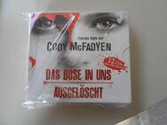 Hörbücher 12 Cds Cody Mc Fadyen, das Böse in uns, Ausgelöscht - Marl (Nordrhein-Westfalen)