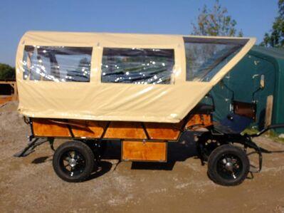 Neuer Planwagen mit Schlaffunktion! - Buttstädt