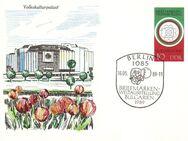 "DDR: MiNr. P 101, 16.05.1989, ""BULGARIA 89"", Ersttagstempel - Brandenburg (Havel)"