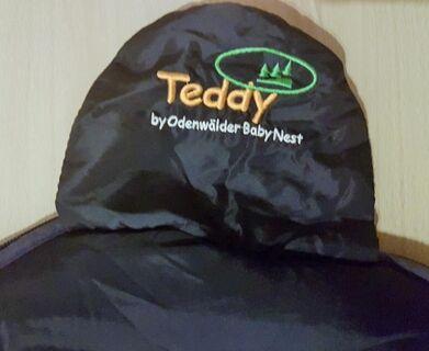 Odenwälder Baby-Nest Kinderwagen Fusssack Teddy Vario Marine - Verden (Aller)
