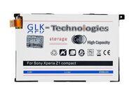 Akku_GLK-Technologies Sony Xperia Z1 Compact M51W D5503 (siehe unten) - Rellingen