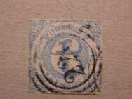 Thurn und Taxis 6 Kreuzer,1862-64,Mi.Nr.33,  Lot 337
