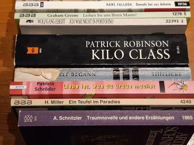 Bücherauflösung - Anzeige 2 - Dülmen