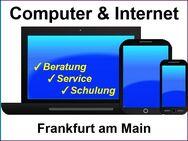 Computer & Internet für Senioren - Beratung, Schulung & Service in Frankfurt/M. Computerservice - Frankfurt (Main)