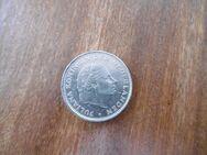 Niederländische 2 1/2 Gulden 1970 und andere Münzen - Gelsenkirchen Buer