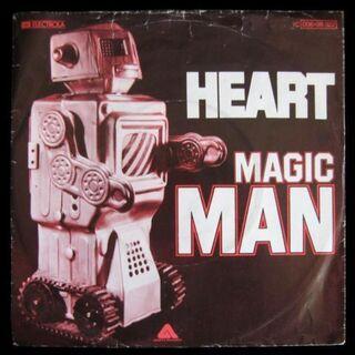 Heart - Magic Man (Single) - Niddatal Zentrum