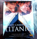 "JAMES CAMERONS  "" TITANIC """
