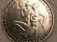 10 DM BRD Olympiade XX.- Sportlerpaar 1972 - Stuttgart