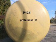 P134 gebrauchter 40.000 L Polyestertank GFK-Tank Lagertank Reich-Tank Wassertank Regenauffangtank Gülletank Rapsöltank Kartoffeldampfschalen - Nordhorn