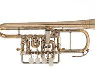 Meister J. Scherzer Hoch G - Piccolotrompete, Mod. 8113 G, Neuware / OVP - 20% Rabatt - Hagenburg