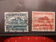 Deutsches Reich 1938 Mi.Nr.673+674,Lot 238