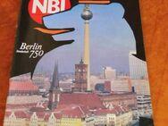 NBI Neue Berliner Illustrierte 1987 / Sonderheft zum 750. Jubiläum von Berlin - Zeuthen
